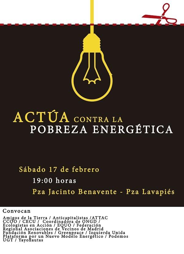 actúa contra la pobreza energética