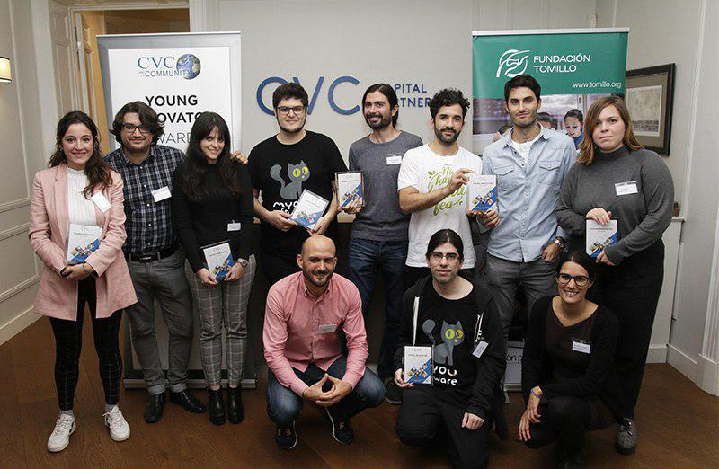 Finalistas premios CVC YOU 2019