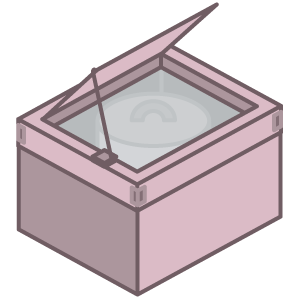 cocina solar de concentración u horno solar